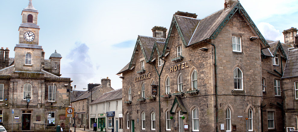 Accommodation in Langholm